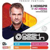 Dash Berlin - Live @ Trancemission Trance Festival St. Petersburg (Russia) 2012.11.03.