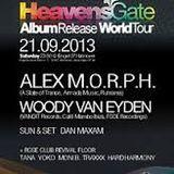 SUN&SET LIVE from HeavensGate at ENGEL07 (Hannover/GER)