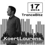 TranceBitz 17 Autumn 2014 (128 Bpm) - mixed by Koert Laurens