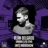Untz Radioshow 2019 - Alan Delgado