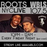 Little Louie Vega & Kevin Hedge Roots NYC 27-02-2015