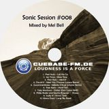 Mel Bell - Sonic Session #008 - Radioshow @ CUEBASE-FM
