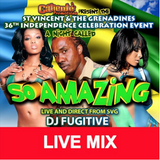 London St.Vincent and the Grenadines INDEPENDANCE DANCE 2015 (Calientee) Live MIX