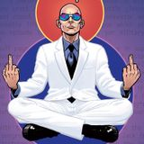 "W.A.R presents Grant Morrison ""Upgrade Your Personality"""
