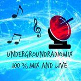 Tot-M - UndergroundRadio Mix (03.12.16)