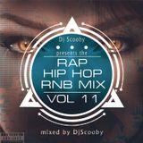 DjScooby - RapHipHopRnbMix Vol 11