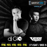 Spectrum Radio - 22 - DJ Gio & Victor Jao