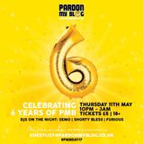 PMB 6th Birthday Warm Up Set