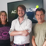 """Loxley on Actual Radio with Beth White """"The Colour Tones"""" & David Brown – 20th August 2019"""