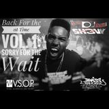 """Back For the 1st Time Vol. 1: """"Sorry For The Wait'"""
