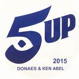 Donaes & Ken Abel · 5Up (Km.5 Ibiza) 2015
