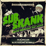 Sub Skank No 2 Promomix - Strictly Vinyl