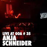 Anja Schneider   Goa 19 Aniversario   Discovery   24 Noviembre 2013