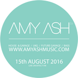 Amy Ash live on EffectFM 150816 //  UKG / Garage / Tech House  / Bass  //