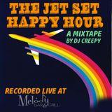 The Jet Set Happy Hour