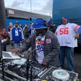 DJ Eclipse - Giants Tailgate at MetLife 10-28-18 **Explicit Lyrics**