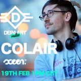 Depaart Radio Show hosted by Ric Colair#002