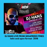 A night at Segafredo in Pines with DJ Hans - Latin and open format set