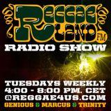 Reggaeland FM radio show @ reggae4us.com (18-Mar-2014)