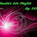 Claudia's 80s Playlist (Mixed By : DOC 12.24.11)