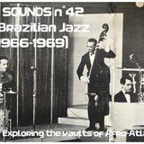 VINTAGE SOUNDS N°42 - Brazilian Jazz Part 2 (1966-1969) (Back2BackFM)