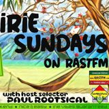 Irie Sun Days on Rastfm - First Outing 16/12/2018