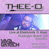 Thee-O - Live at Elektronik @ Avec (05/05/12)