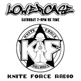A Kniteforce Radio Promo Show Demo with The Lowercase