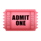 The Emoji Suite: Admission Tickets