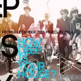 How deep is your house?  Booking promo set december 2013.
