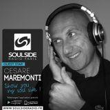 SOULSIDE Radio Paris RADIO SHOW 16 Feb.2015  Compiled & Mixed by Cesare Maremonti MusicSelector®