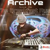 Archive Mix + Interview @ Bush Radio (Hosted by Mr Meyer) - 25 November 2016