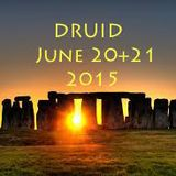 Druids @ Stone Henge 20th June 2015