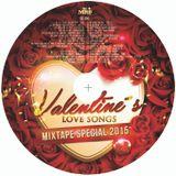 Valentine's Love Songs Special Mixtape 2015 - Volume One