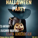 AnTaNy - Happy Halloween (At Bar Amerikano 31.10.2014)