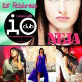 sabato 25 febbraio Ioclub Rimini DJFLUO and Neja live anni 90 music