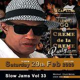 Slow Jams Vol 33 - Chuck Melody