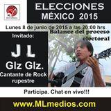 Balance de la jornada electoral  Invitado: el JL Glz Glz