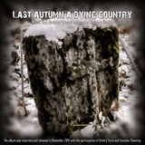 Last autumn a dying country