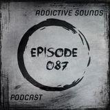 Addictive Sounds Podcast 087 (13-12-2015)