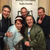 The Mid Week Mod Show 17th Feb  With Live Band 'Get Ready' & Luke Smith www.radiowoking.co.uk