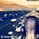 Session Deep Octubre 2014(Dj Jorge Marin)