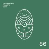 U Know Me Radio 86 | DJ JANURZ GuestMix | Night Marks | BANK | Paulina Przybysz & Zamilska | DJ Dook