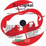 DJ LOGIKAL - Steppin' It Up Mix CD 2004