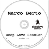 Marco Berto - Deep Love Session - October 2018