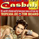 Welcome to the Casbah! Casbah Radio Show in San Antonio, TX  2015 with Tim Beard and Brian Parrish