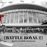 Battle Royal Flatland BMX Mix - Royal Festival Hall 27th July 2014