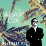 Adam Cox - November '15 Mix