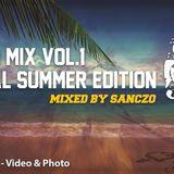 Sanczo - Promo Mix vol.1 Special Summer Edition 2016
