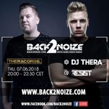 Dj Thera vs Resist @ Back2noize - 10 Years of Theracords (07.06.2018)